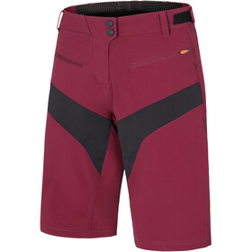 Ziener Nischia X-Function Shorts Dames, cassis
